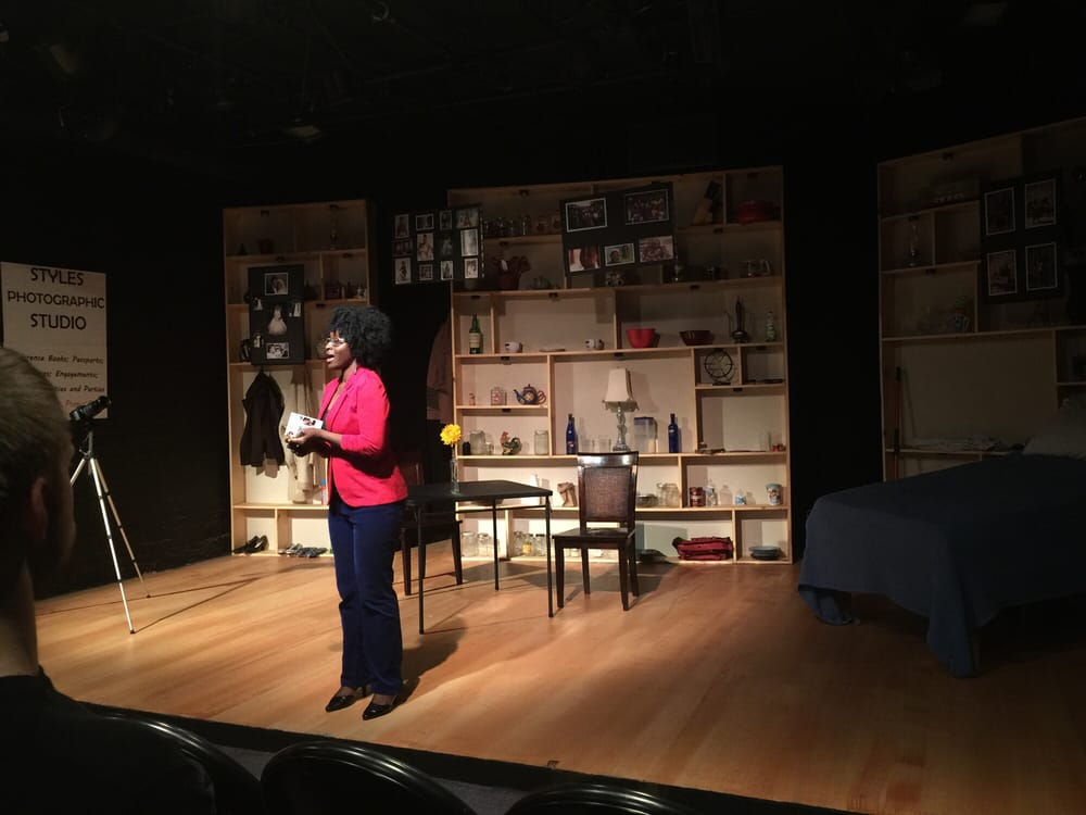 The Greenhouse Theater Center: 2257 N Lincoln Ave, Chicago, IL