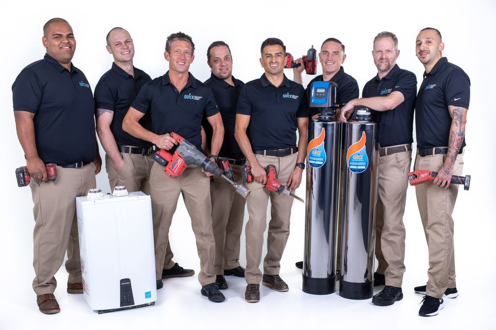 Quick Water Heater & Filtration Company