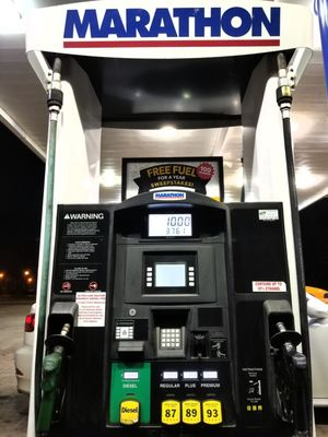 Marathon - Gas Stations - 277 Walnut St, Macon, GA - Phone Number - Yelp