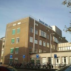 Erasmus MC - Daniel Den Hoed - GESLOTEN - Artsen - Groene