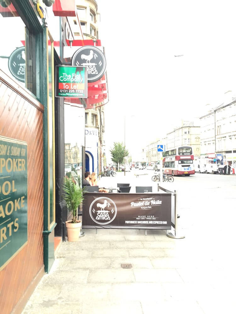 Cake Shop In Edinburgh Leith