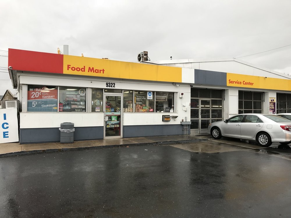 Interstate Shell Service: 9322 Baltimore Ave, College Park, MD
