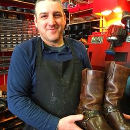 Shoe Repair Glasgow City Centre
