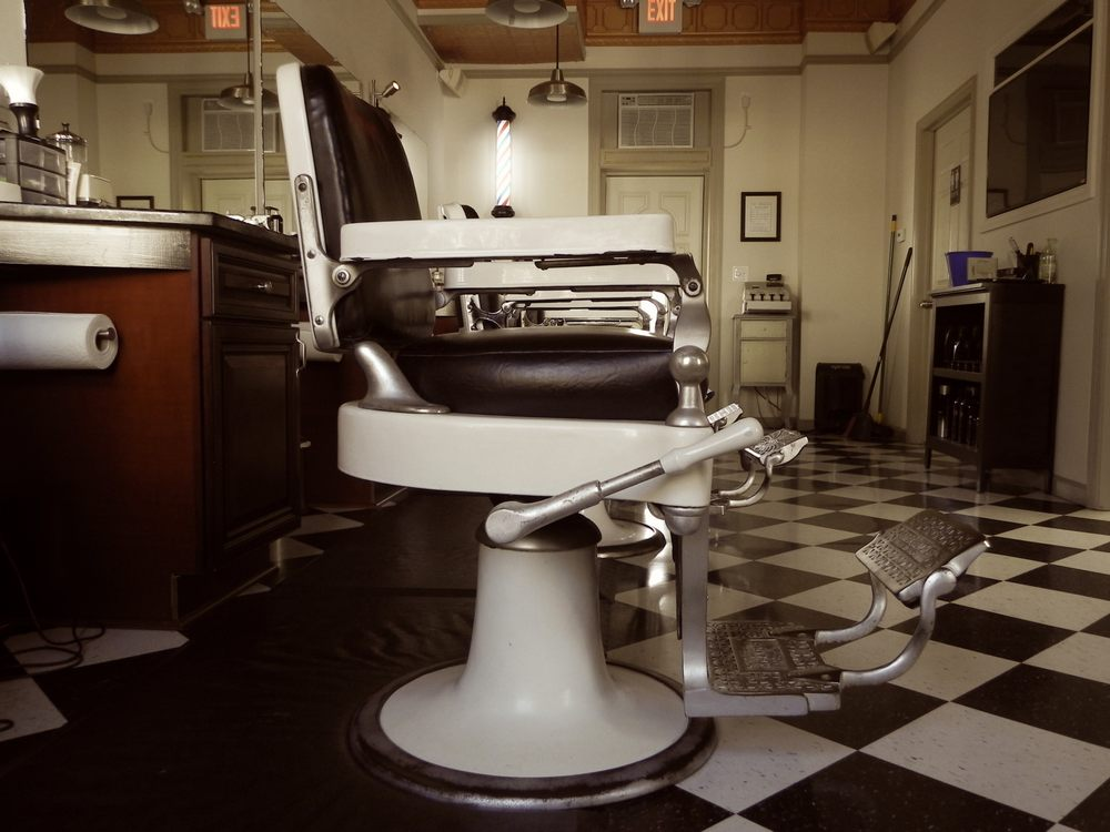 Joe's Allentown Barbershop: 1 Church St, Allentown, NJ