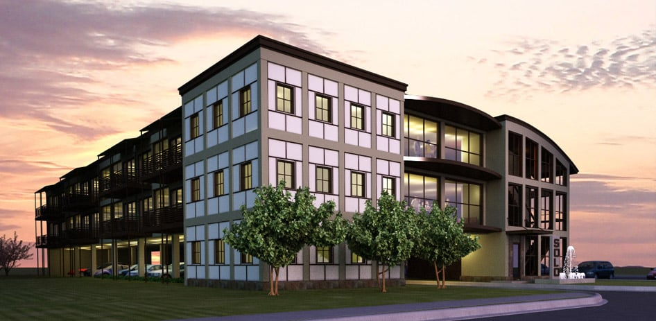 Solo Apartments: 1430 University Ave, Oxford, MS