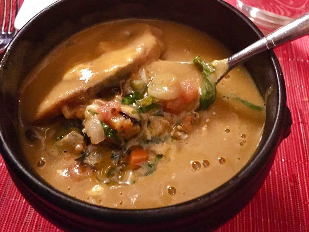 Bistronomic fish soup yelp for Fish soup near me