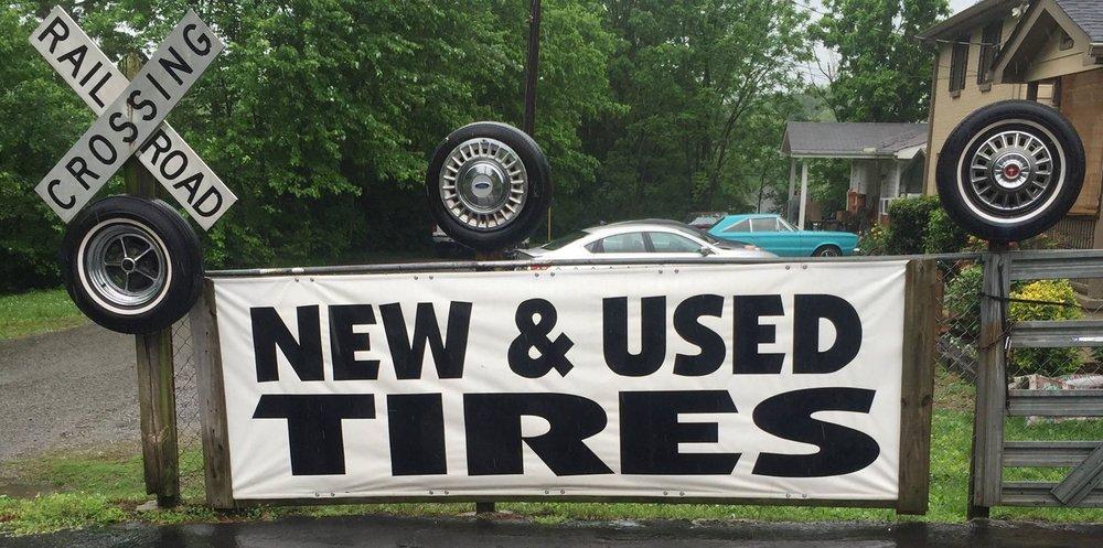 J & R Tire: 7115 Adams Dr, Fairview, TN