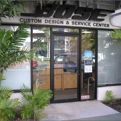 Photo Of Bose Design And Service Center   Honolulu, HI, United States. Ample