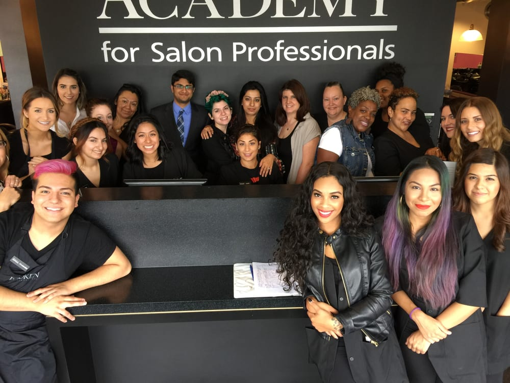 Photos for academy for salon professionals yelp for Academy for salon professional