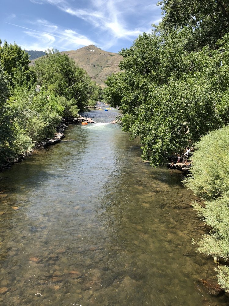 Social Spots from Clear Creek Whitewater Park