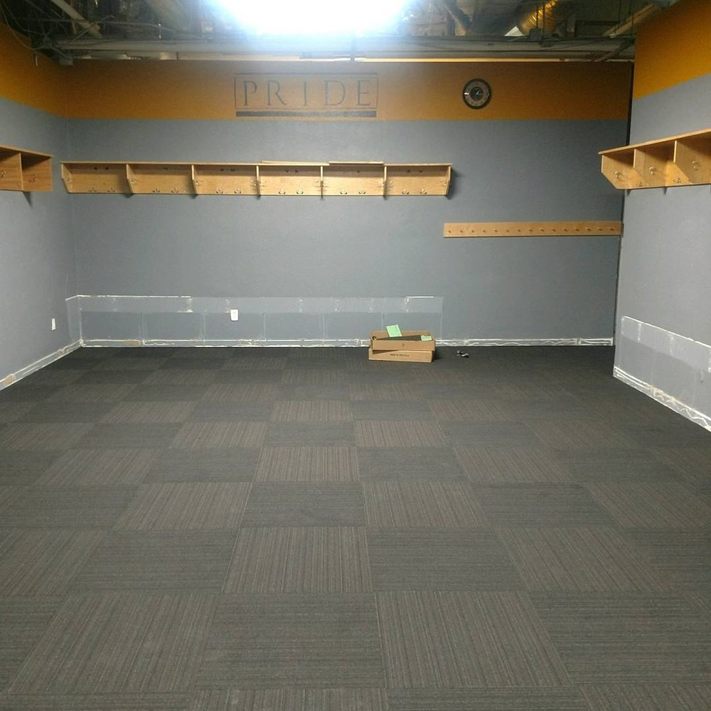 Carpet warehouse now sales carpet tiles, at discounted prices. These ...