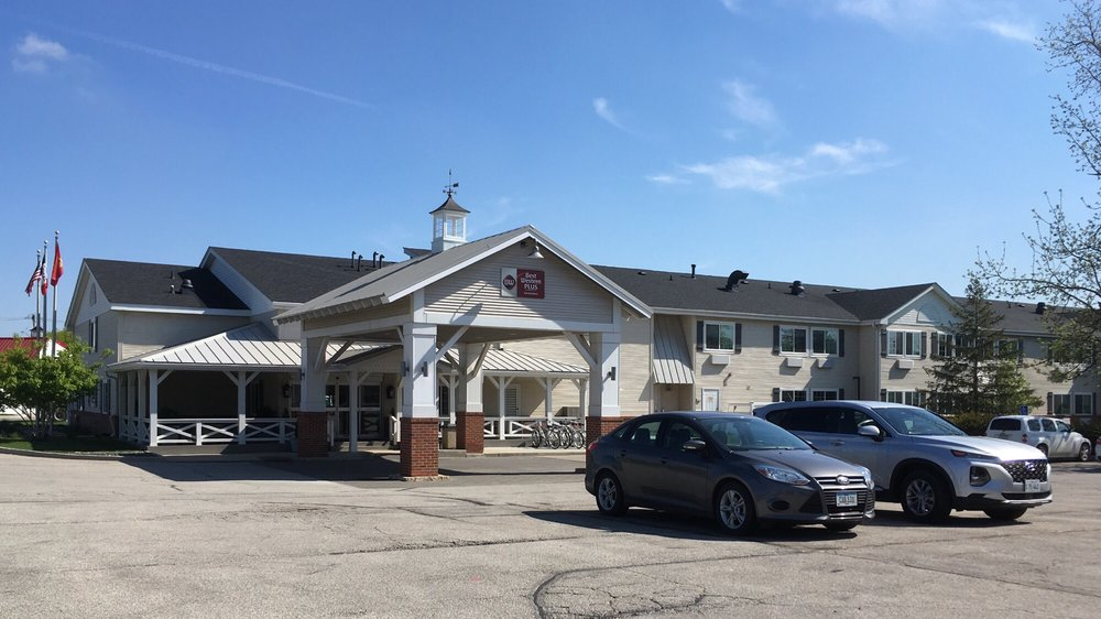 Best Western Plus University Park Inn & Suites: 2500 University Blvd, Ames, IA