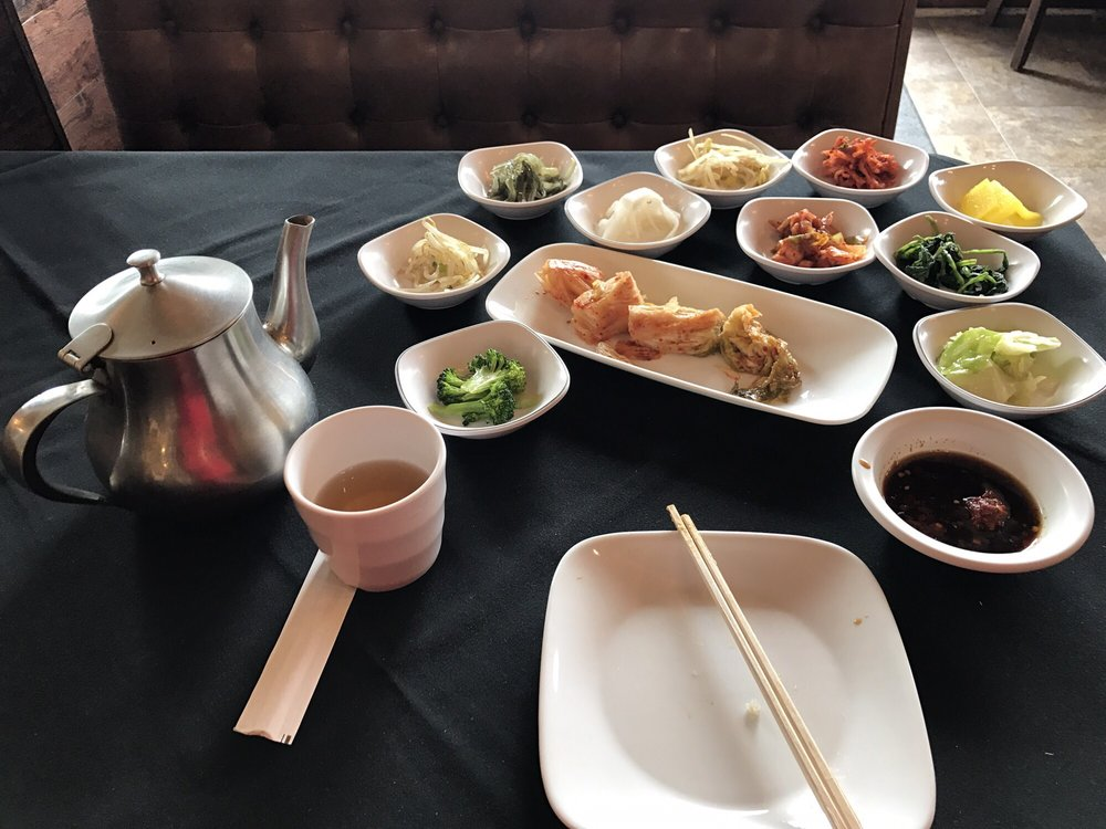 WonJu Korean Restaurant: 570 Lighthouse Ave, Monterey, CA