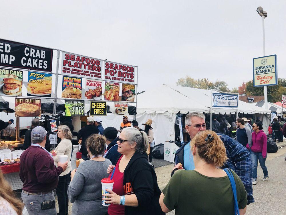 Urbanna Oyster Festival: Urbanna, VA