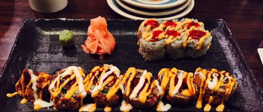 TaeJi Sushi: 5624-A Ox Rd, Fairfax Station, VA