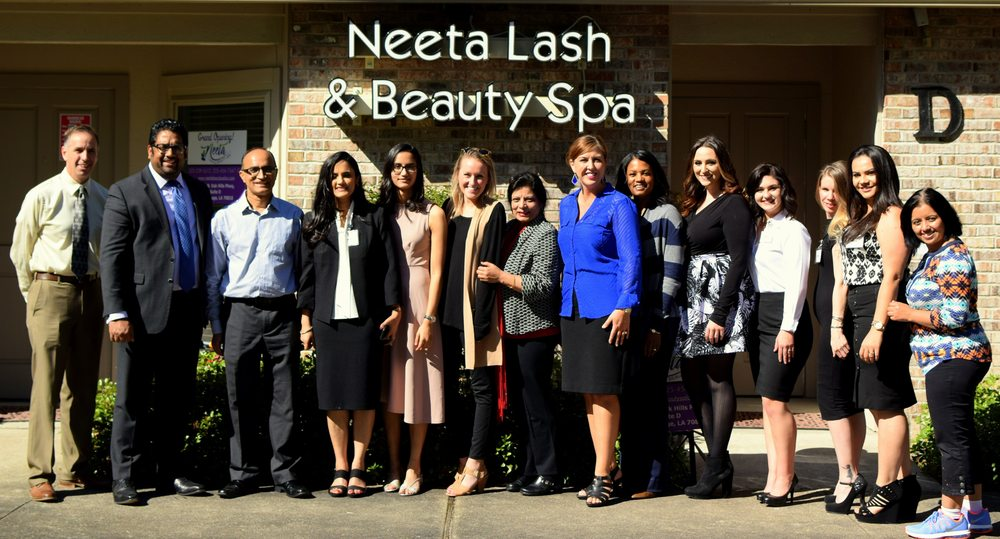 Neeta Lash & Beauty Spa: 10621 North Oak Hills Pkwy, Baton Rouge, LA