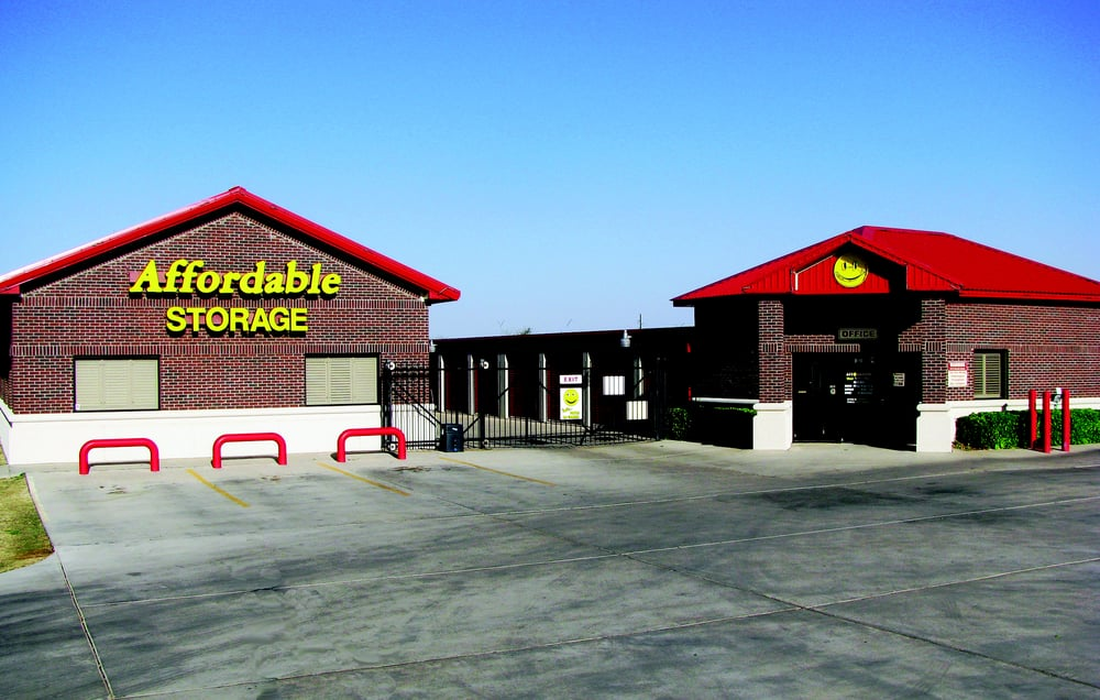 Affordable Self Storage On 32nd And Frankford In Lubbock