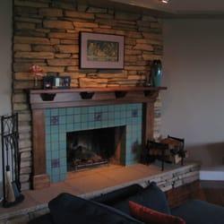 Custom Masonry Fireplace Design 39 Photos 17 Reviews