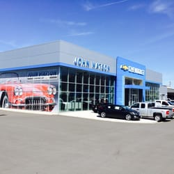 John Watson Chevrolet Inc - Car Dealers - 3535 Wall Ave, Ogden, UT