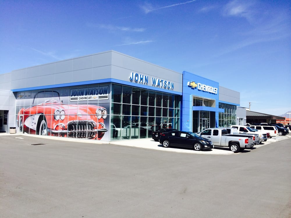 john watson chevrolet inc car dealers 3535 wall ave ogden ut. Cars Review. Best American Auto & Cars Review