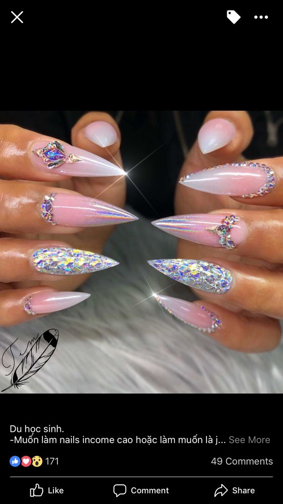 American Nails - Nail Salons - 509 E Fairfield Dr, Pensacola, FL ...