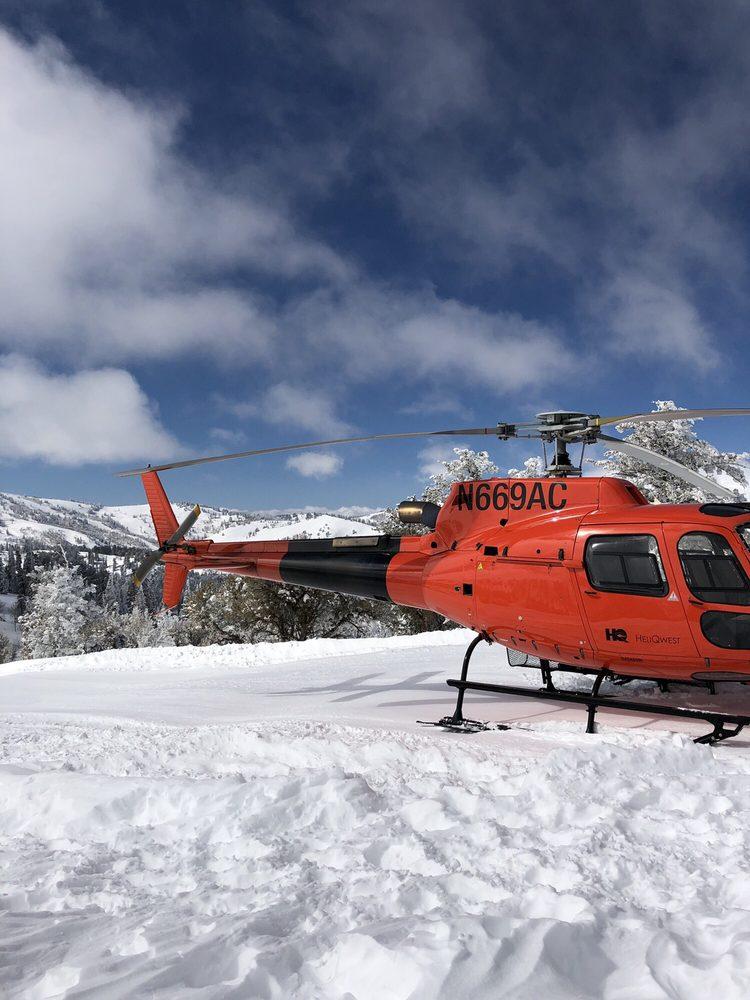 Whisper Ridge Cat Skiing: 200 W 9000th S, Paradise, UT