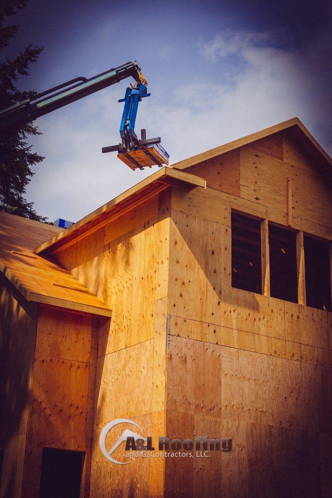 A & L Roofing: 581 Lancaster Dr, Salem, OR