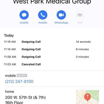 West Park Medical Group - 78 Reviews - Internal Medicine