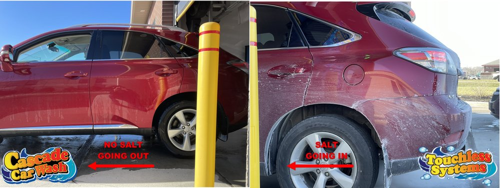 Cascade Car Wash Touchless Automatic - Springboro: 185 Hiawatha Trl, Springboro, OH