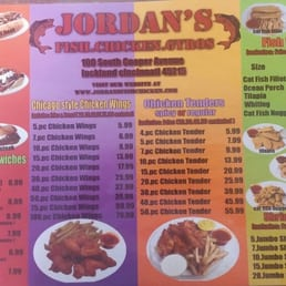 Jordan s fish chicken gyros chicken wings 101 s for Jordans fish and chicken near me