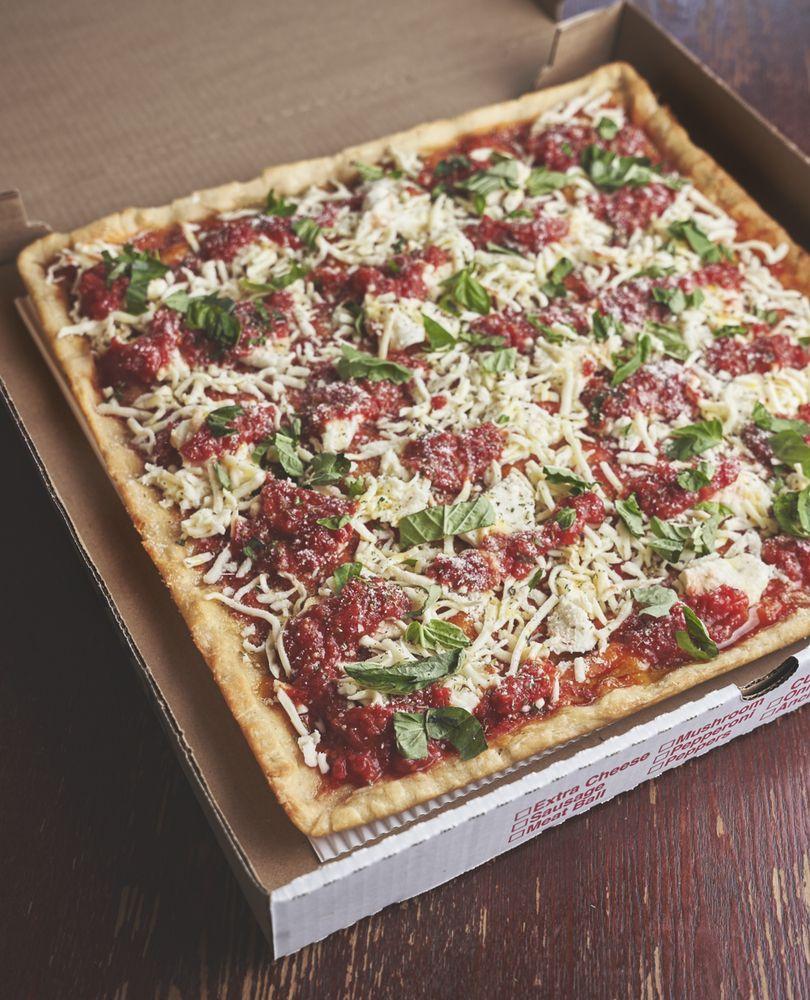 Brooklyn Original Pizzeria: 908 W Kings Hwy, Haddon Heights, NJ
