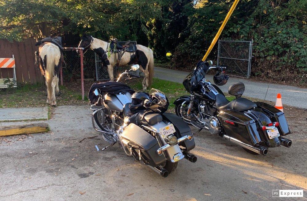 Monty's Log Cabin: 5755 Hwy 9, Felton, CA