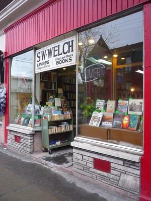 Librairie S W Welch