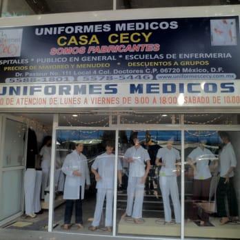 Uniformes Médicos Casa Cecy - Uniformes - Doctor Pasteur 111 ... dbb413f6f3e3a