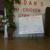 Jordan s fish chicken gyros order online 40 photos for Jordan s fish and chicken