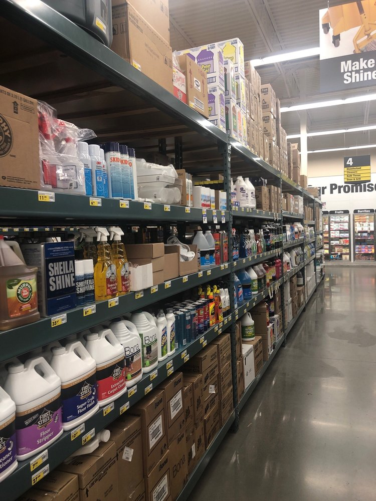 Smart Foodservice Warehouse Stores: 150 Sharon Ave, Burlington, WA