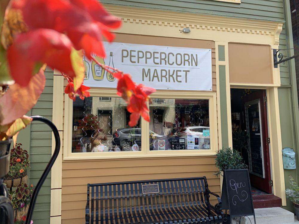 Peppercorn Market: 111 S Juliana St, Bedford, PA