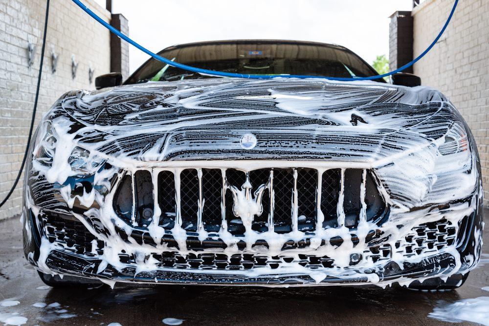 Keller Car Wash: 412 N Main St, Keller, TX
