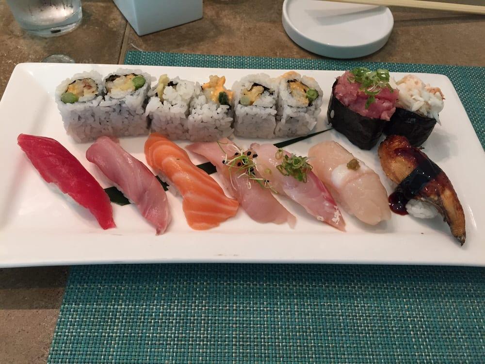 Sushi Assortment (tuna, yellowtail, salmon, white fish