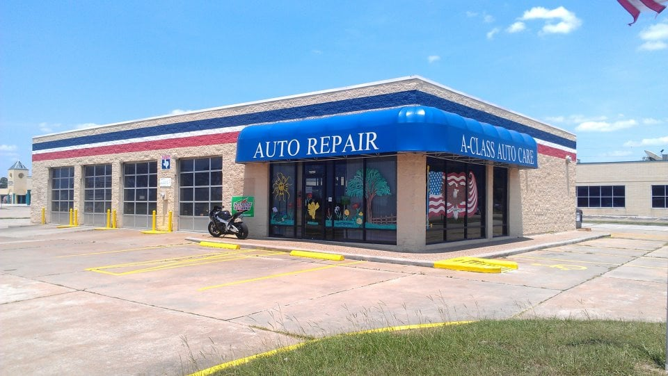 Auto Fix Unlimited Jones Road Auto Repair 10202