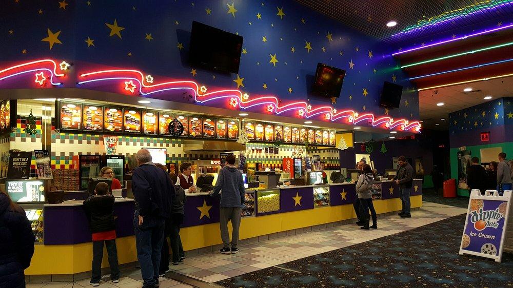 Marquee Cinemas - Pullman Square: 26 Pullman Square, Huntington, WV