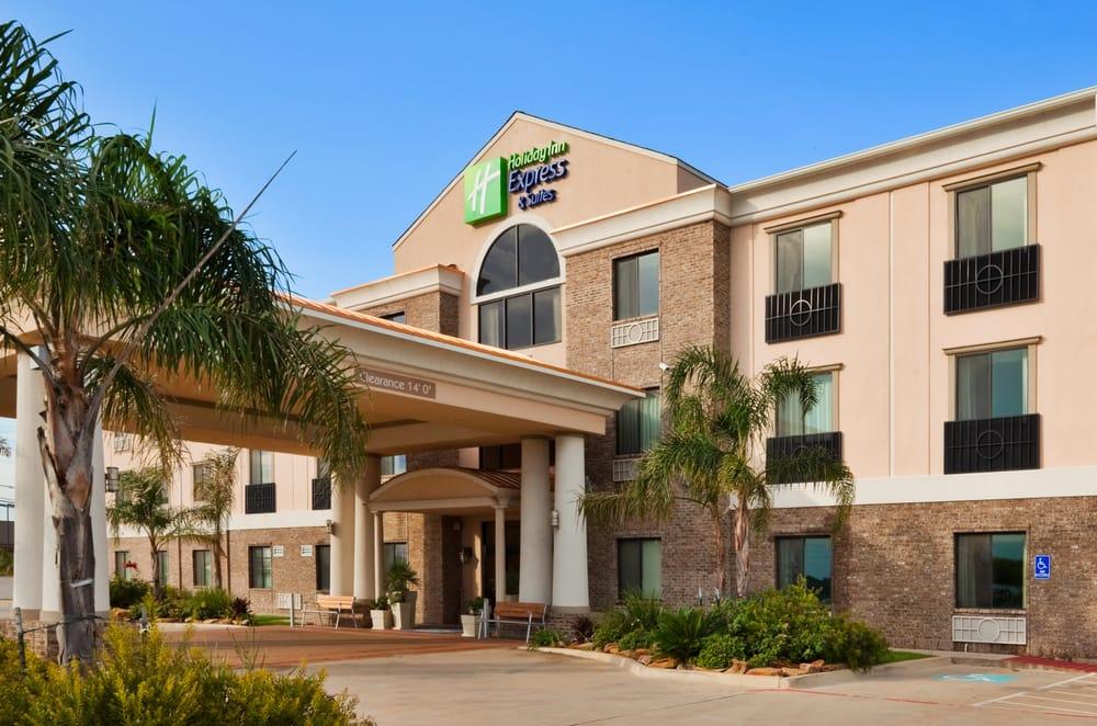 Holiday Inn Express & Suites Fairfield-North: 640 Old Mexia Rd, Fairfield, TX