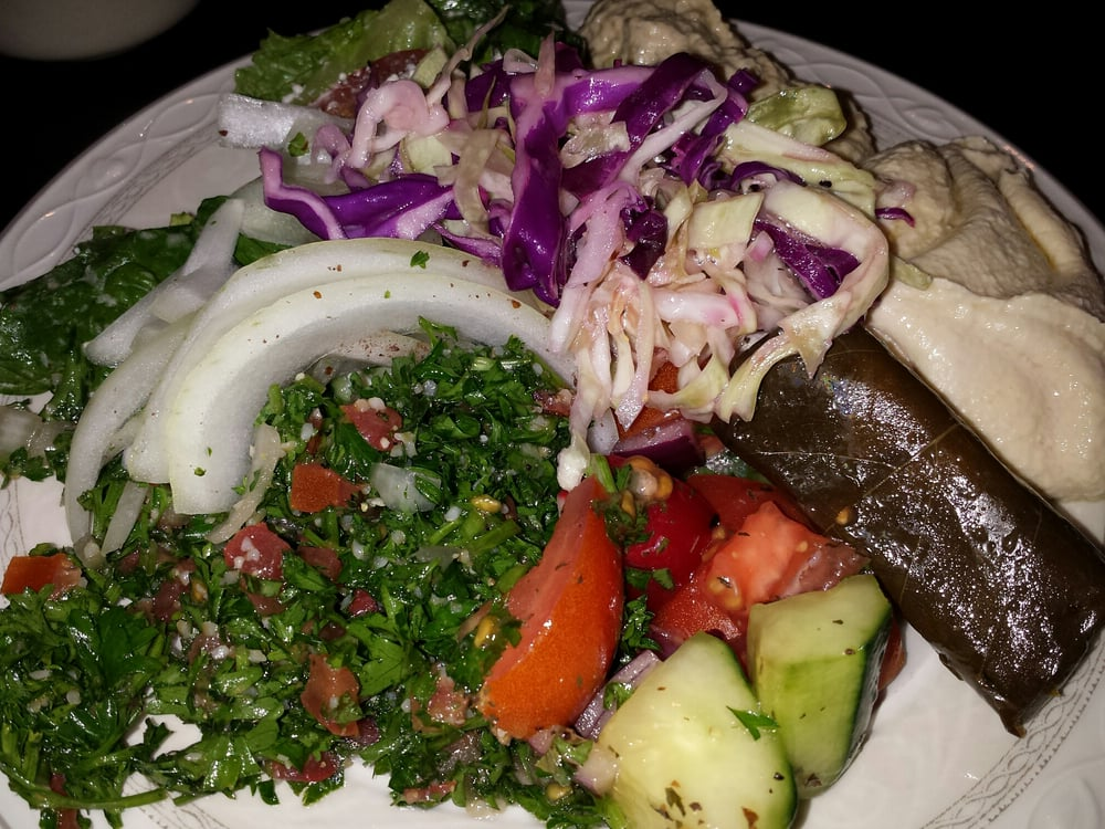 Round one yelp for Ali baba mediterranean cuisine