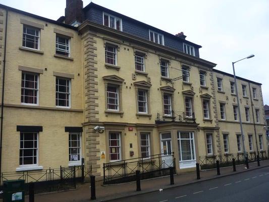 Photo Of British Hotel Bangor Gwynedd United Kingdom