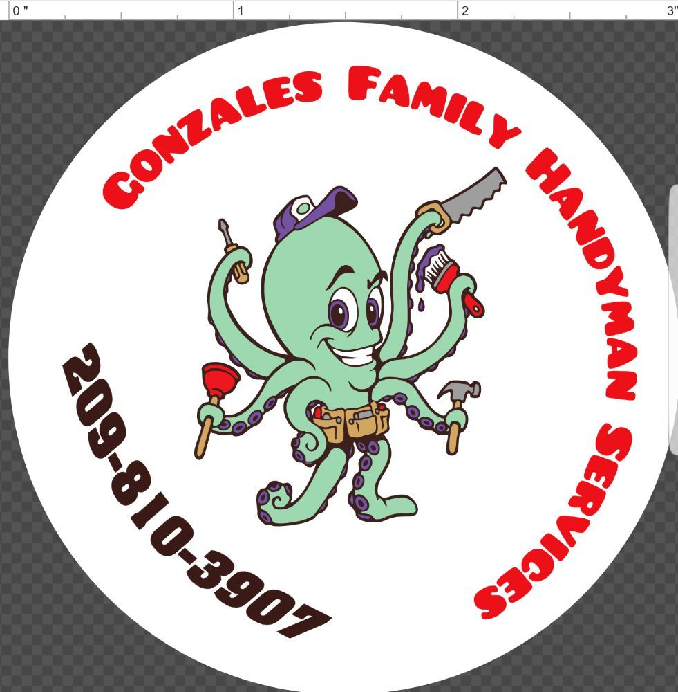 Gonzales family handyman services handyman stockton for Family handyman phone number