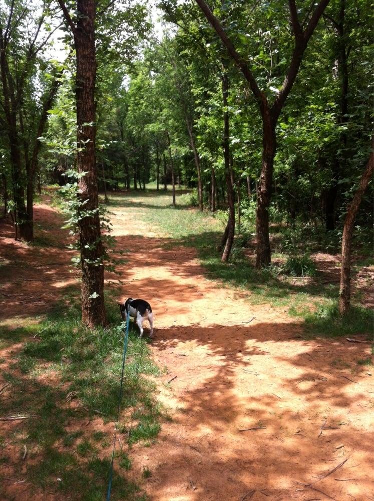 Mitch Park Disc Golf Course