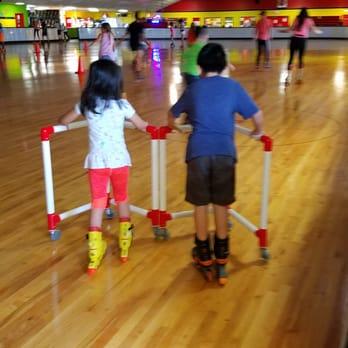 Thunderbird Roller Rink Photos Reviews Skating Rinks - Roller skating rink flooring for sale