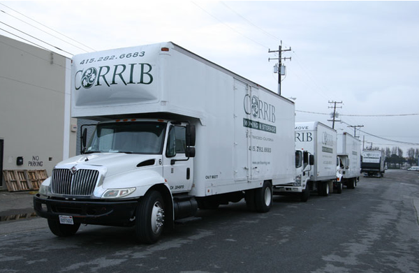 Corrib Moving Amp Storage Movers Bayview Hunters Point