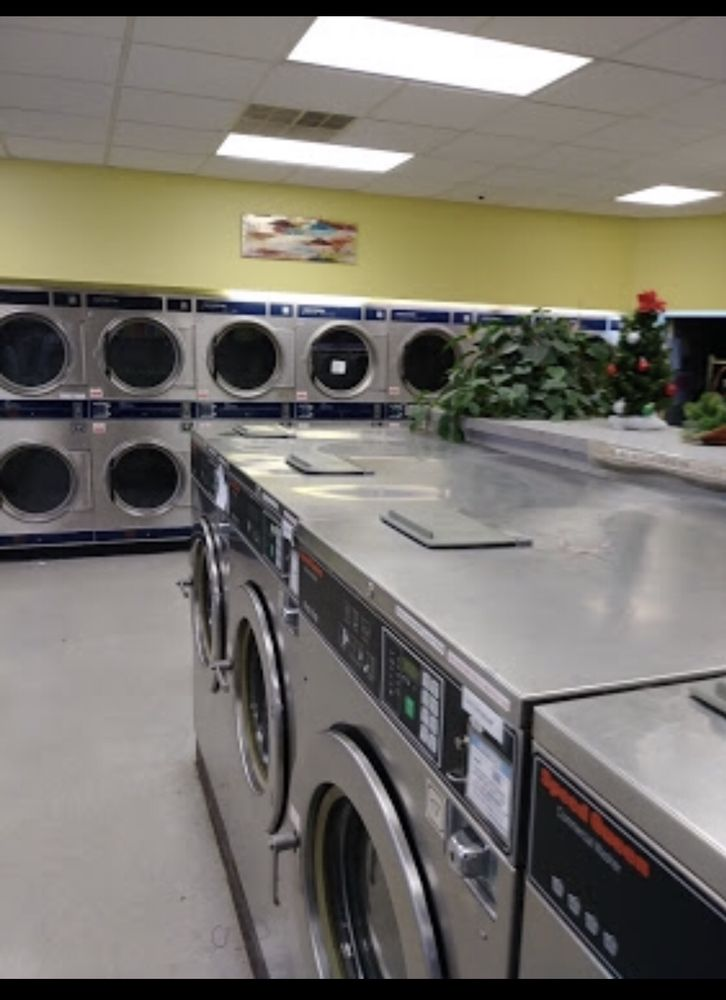 Sunrise Laundry: 830 W 61st Ave, Merrillville, IN