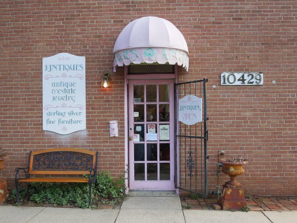 Jantiques: 10429 Fawcett St, Kensington, MD
